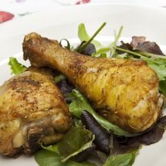 Coscette di pollo aromatiche