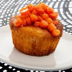 Muffins-con-ricotta,-carote,-mela-e-carote-caramellate