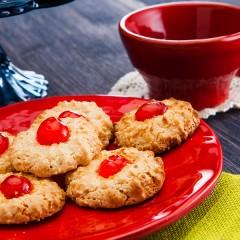 Petit four_biscotti con pasta di mandorle