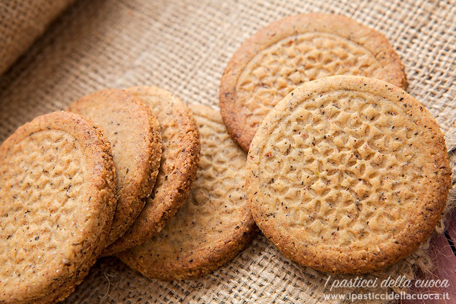 Biscotti al grano saraceno per celiaci