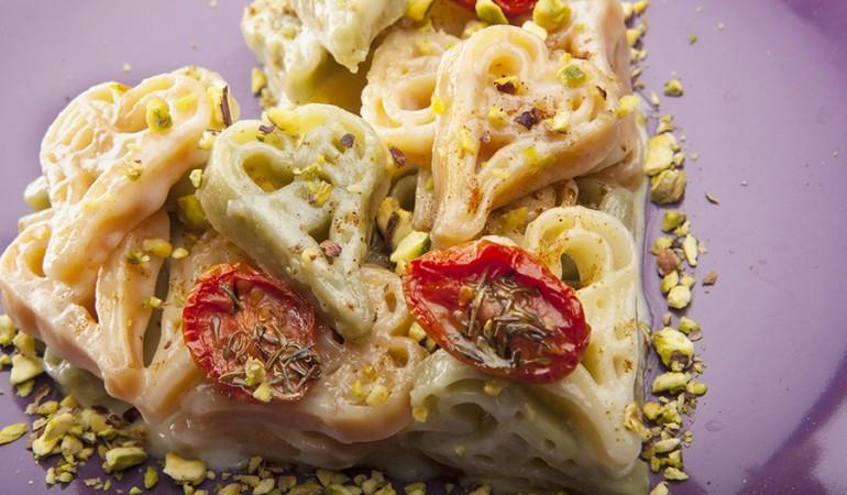 Pasta Rustichella cuori