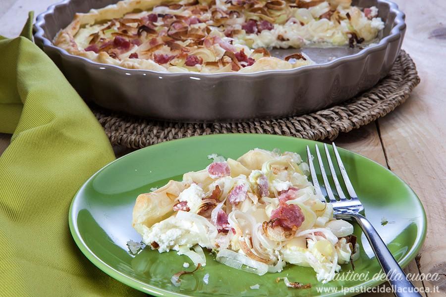 Torta-salata-con-porri,-pancetta-e-yogurt_2