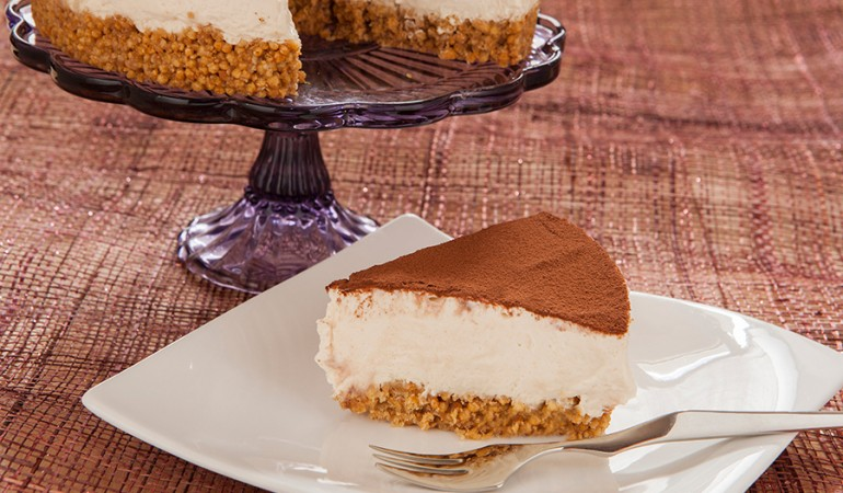 cheesecake alla crema di whisky;