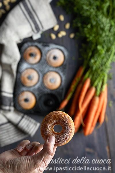 Ciambelline alle carote