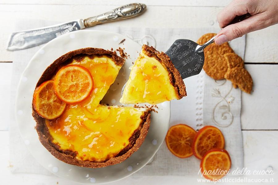 Cheesecake-con-marmellata-di-arance_fetta-dal-alto